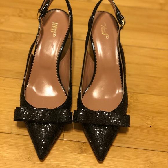 Valentino Shoes - NWOB VALENTINO!! Sequin heels Size 35/5
